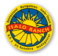 Isalo Ranch, Logo