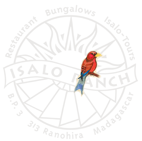 Logo Faune, Hôtel Isalo Ranch