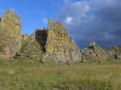 Paysage Isalo Madagascar