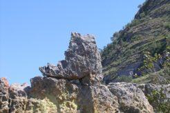 La botte de l'Isalo, circuit Malaso