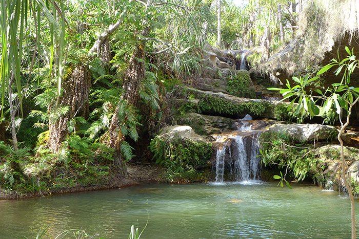 Piscine Naturelle Isalo Madagascar